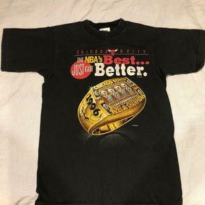 VTG Chicago Bulls '96 NBA Champions T-Shirt
